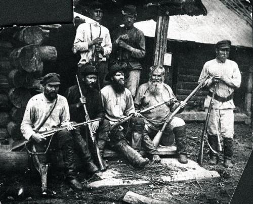 Участники Тамбовского восстания . Источник: histrf.ru